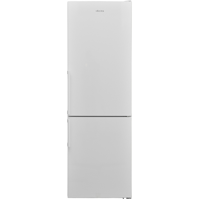 Electra ECLW186W 60/40 Fridge Freezer - White - A+ Rated