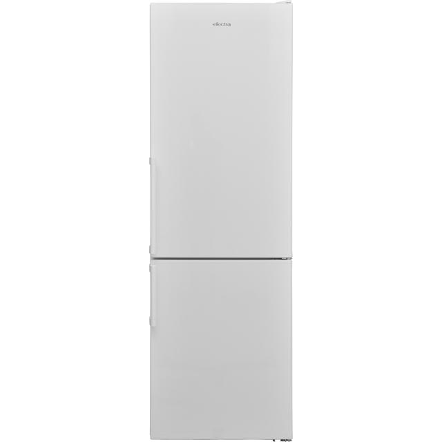 Electra ECLW186W Free Standing Fridge Freezer in White