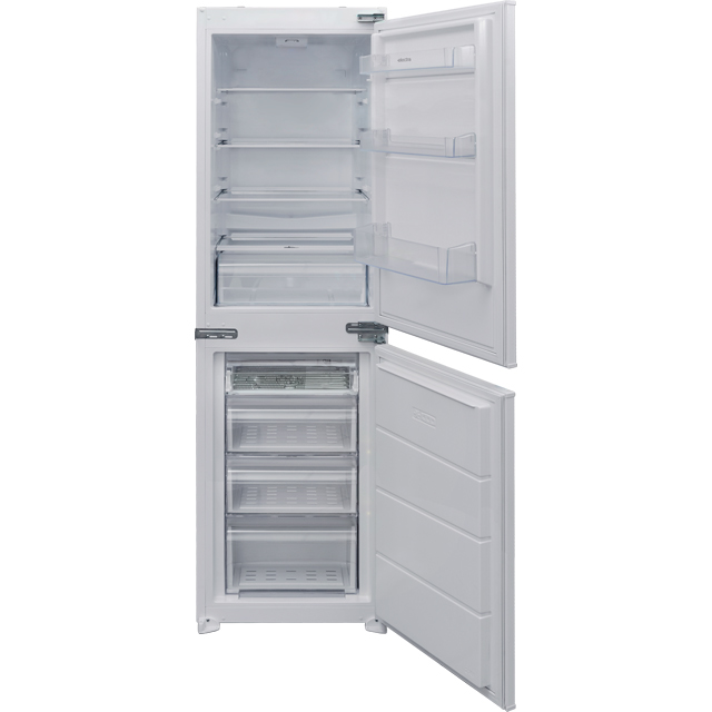 Electra ECS5050I Integrated 50/50 Fridge Freezer with Sliding Door Fixing Kit - White - A+ Rated Best Price, Cheapest Prices