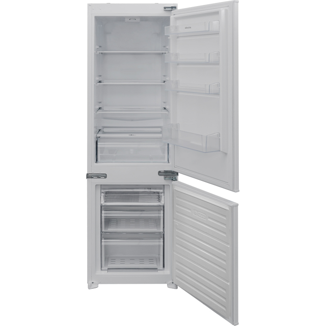 Electra ECS7030I Integrated 70/30 Fridge Freezer with Sliding Door Fixing Kit - White - A+ Rated Best Price, Cheapest Prices