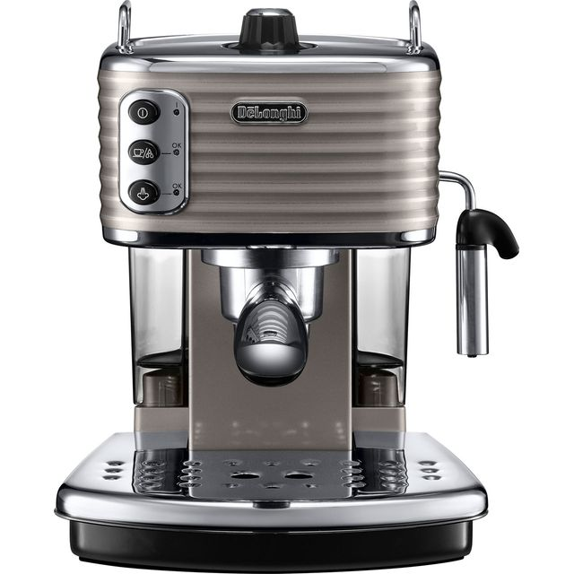 De'Longhi Scultura ECZ 351.BG Espresso Coffee Machine - Beige - ECZ 351.BG_BE - 1