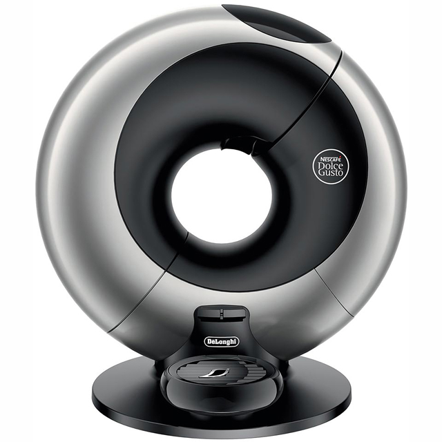 De'Longhi Dolce Gusto Eclipse EDG736.S Pod Coffee Machine - Silver