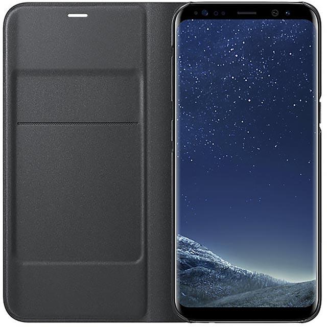 Samsung Mobile EF-NG950PBEGWW Mobile Phone Case in Black