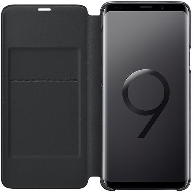Samsung Mobile EF-NG965PBEGWW Mobile Phone Case in Black