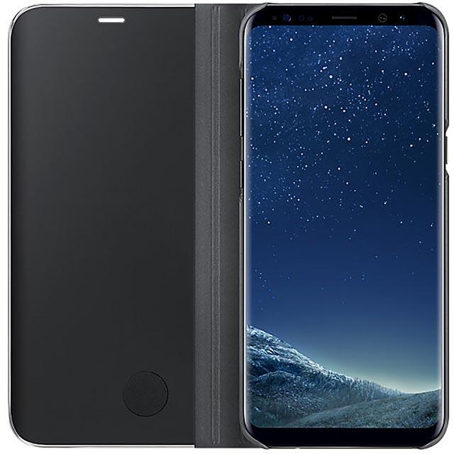 Samsung Mobile EF-ZG955CBEGWW Mobile Phone Case in Black