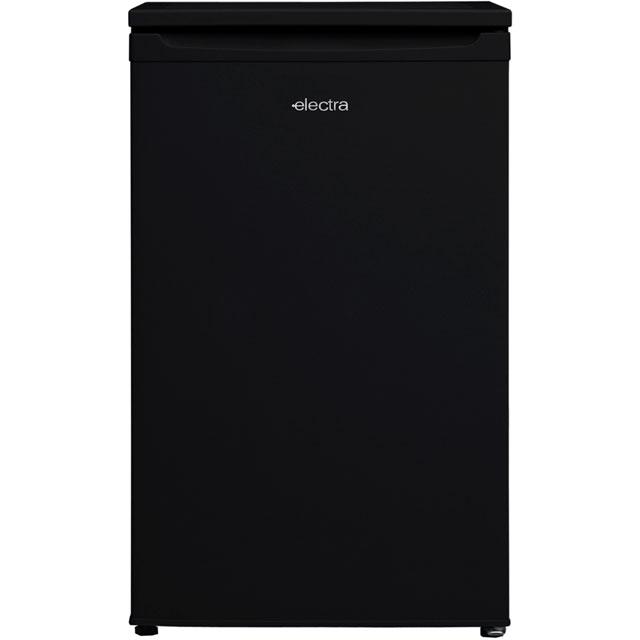 Electra Free Standing Freezer in Black