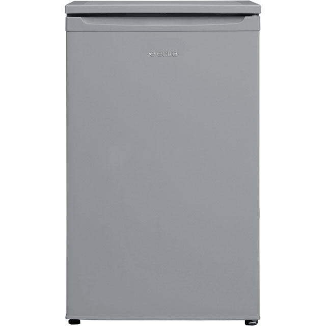 Electra Under Counter Freezer - Silver - A+ Rated