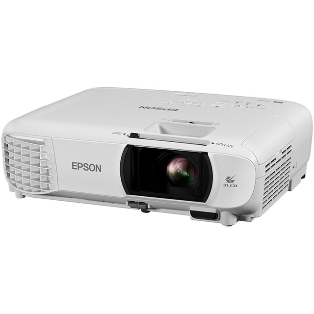 Epson EH-TW650 Home Cinema Projector Full HD - White - EH-TW650 - 1