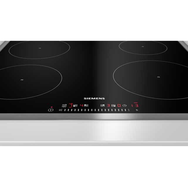 Siemens IQ-100 EH645FEB1E Built In Induction Hob - Black - EH645FEB1E_BK - 3