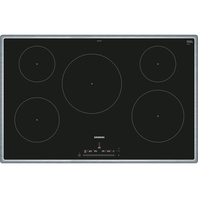 Siemens IQ-100 EH845FVB1E 80cm Induction Hob - Black