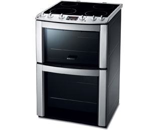 electrolux cooker. customer reviews - electrolux ekc603601x electric cooker stainless steel o