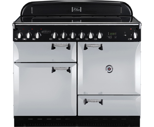 Rangemaster Elan ELAS110ECRP 110cm Electric Range Cooker with Ceramic Hob - Royal Pearl - A Rated
