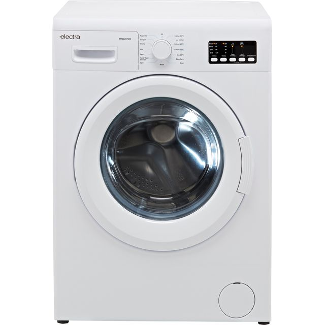 Electra W1462CF2W 10Kg Washing Machine with 1400 rpm - White - A+++ Rated