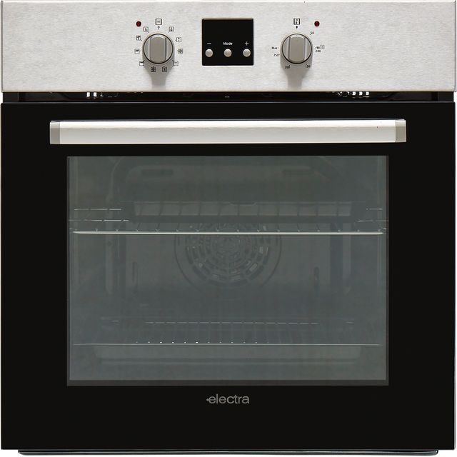 Image of Electra BIM65SS Built In Electric Single Oven - Stainless Steel - A Rated