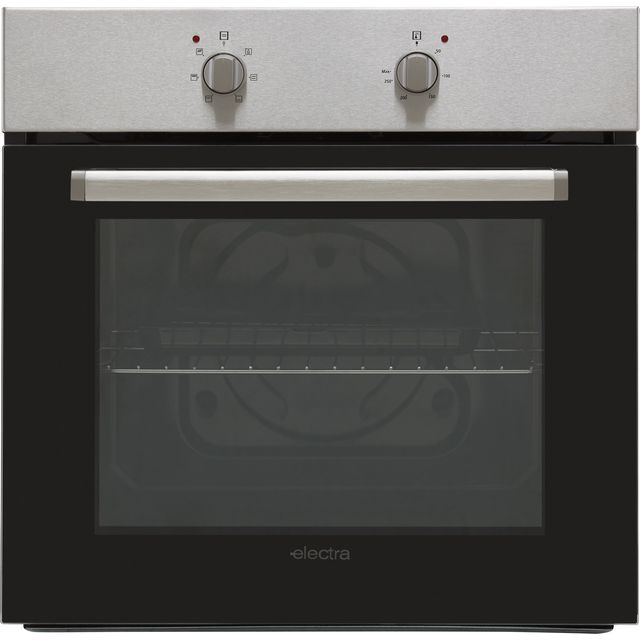 Electra BIS72SS Built In Electric Single Oven - Stainless Steel - A Rated