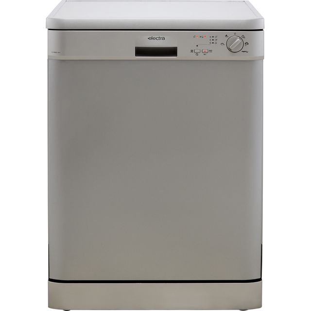 Image of Electra C1760S Standard Dishwasher - Silver - A++ Rated