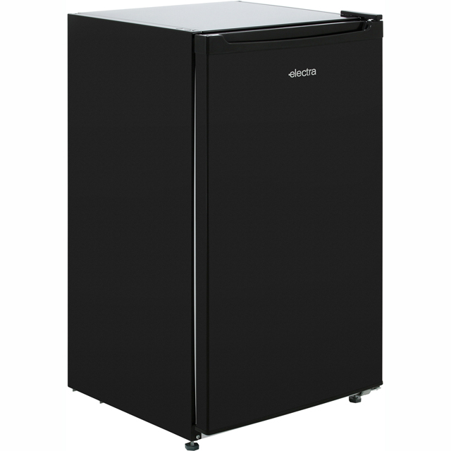Electra EFUF48B Fridge with Ice Box - Black - A+ Rated - EFUF48B_BK - 1