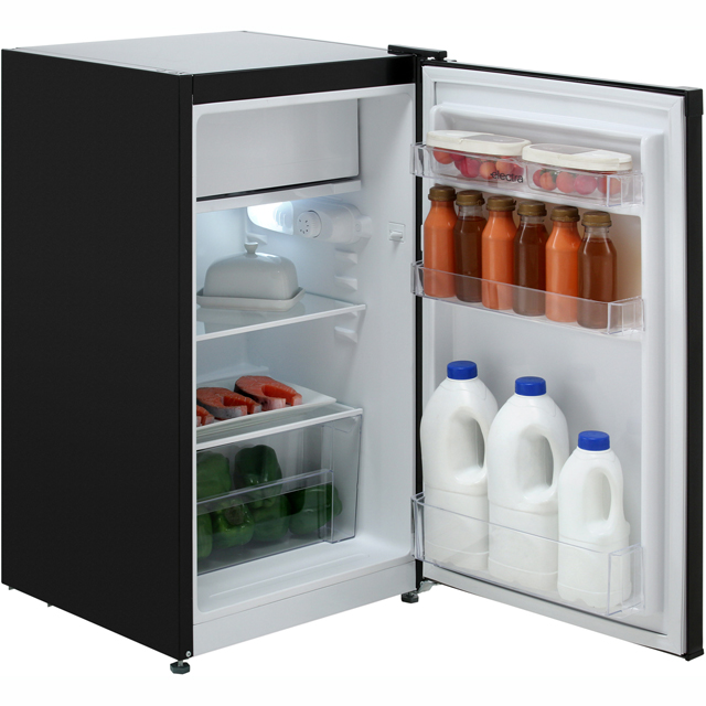 Electra EFUF48W Fridge with Ice Box - White - EFUF48W_WH - 2