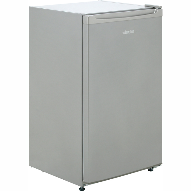Electra EFUF48S Fridge with Ice Box - Silver - A+ Rated