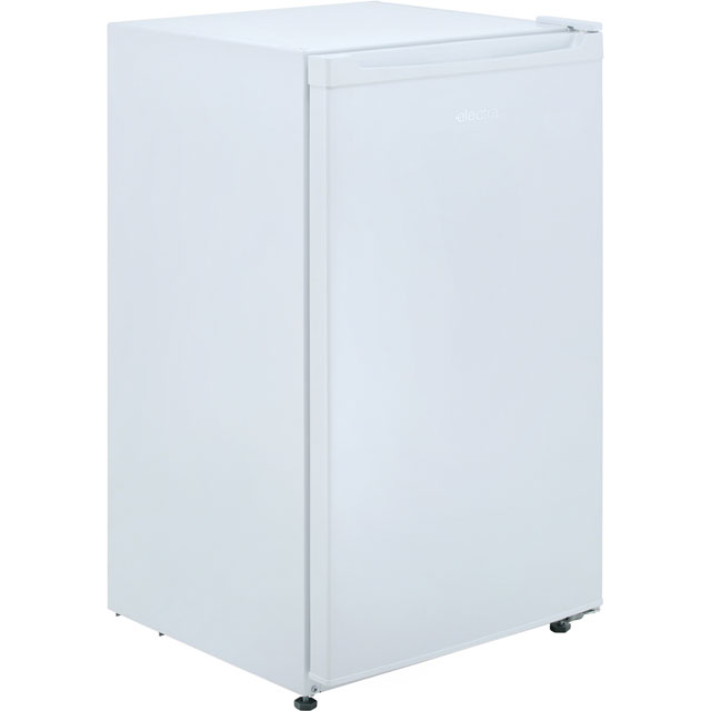 Electra EFUF48W Fridge with Ice Box - White - A+ Rated