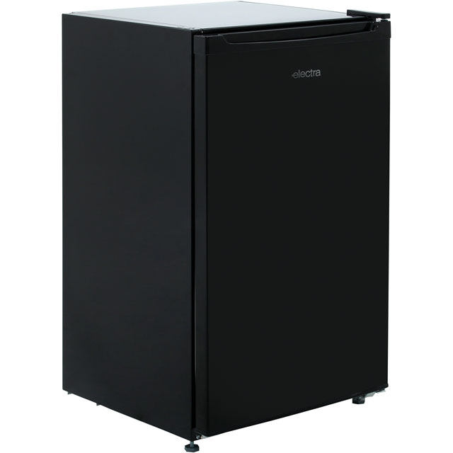 Electra EFUL48B Fridge - Black - A+ Rated - EFUL48B_BK - 1