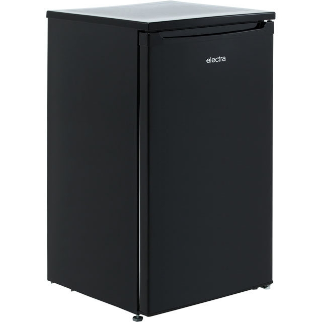 Electra Under Counter Freezer - Black - A+ Rated