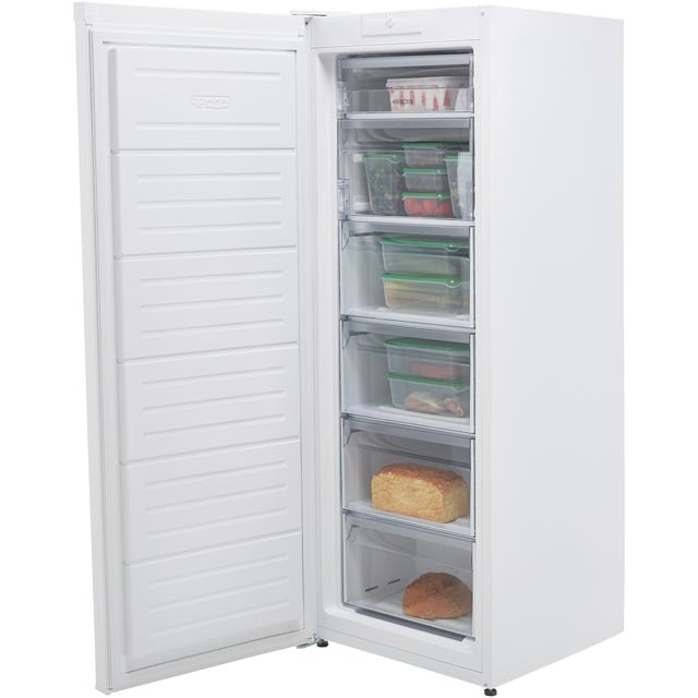 Electra EFZ145W Upright Freezer - White - EFZ145W_WH - 2