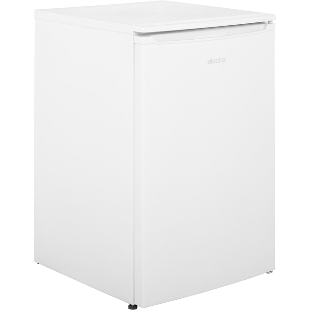 Electra Under Counter Freezer - White - A+ Rated