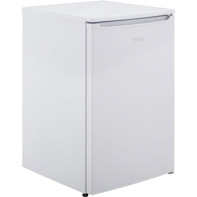 Electra LF60WUC Fridge - White - A+ Rated