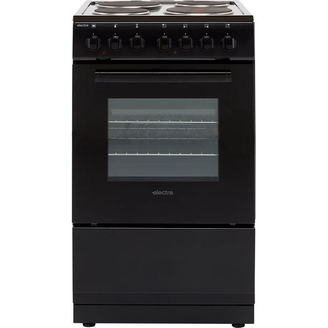 Electra SE50B Electric Cooker - Black - SE50B_BK - 1
