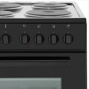 Electra SE50W Electric Cooker - White - SE50W_WH - 5