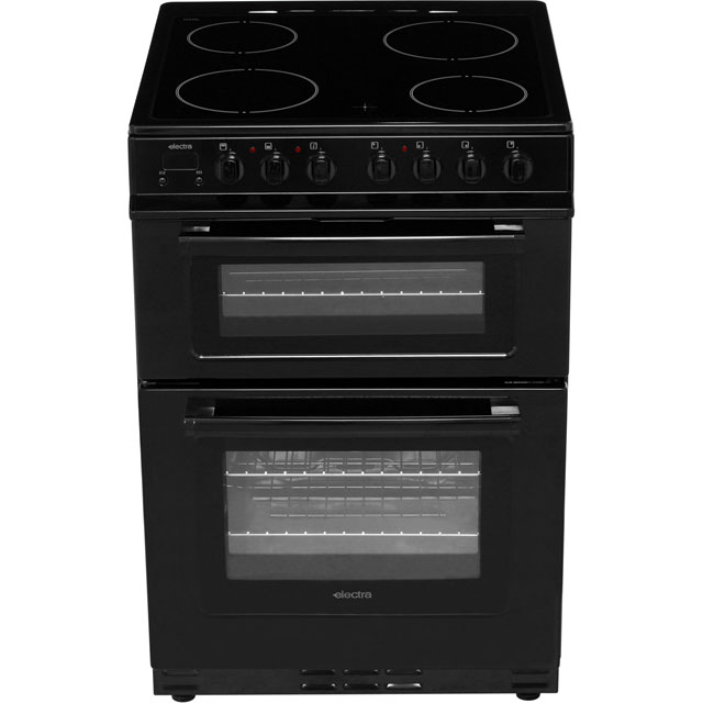 Electra TCR60B Electric Cooker - Black - TCR60B_BK - 1