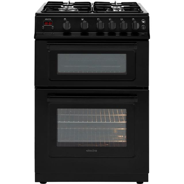 electra tg60b gas cooker with gas hob free standing 60cm. Black Bedroom Furniture Sets. Home Design Ideas
