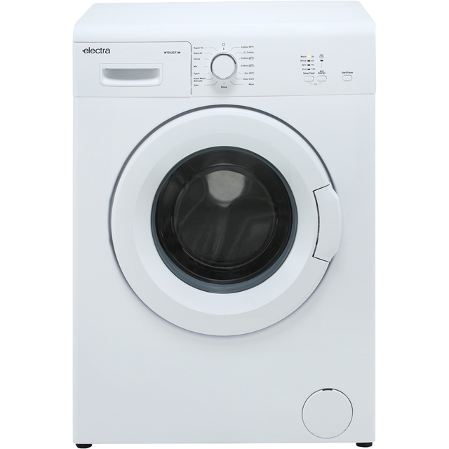 Electra Free Standing Washing Machine in White