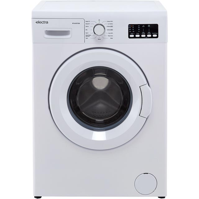 Electra W1449CF2W Washing Machine - White - W1449CF2W_WH - 1