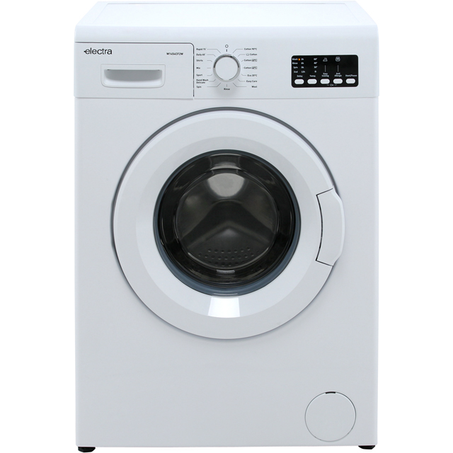 Electra W1454CF2W Washing Machine - White - W1454CF2W_WH - 1