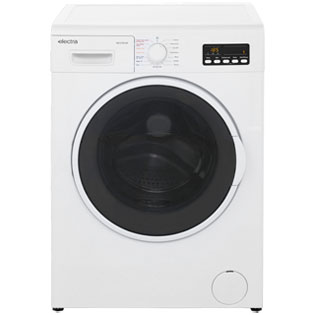 Electra Free Standing Washer Dryer in White