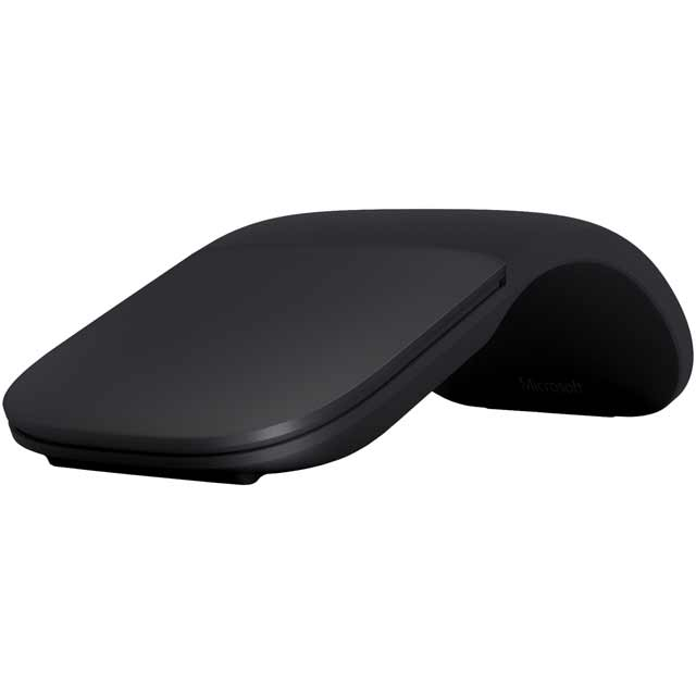 Microsoft Surface Arc Mouse - Black - ELG-00002 - 1