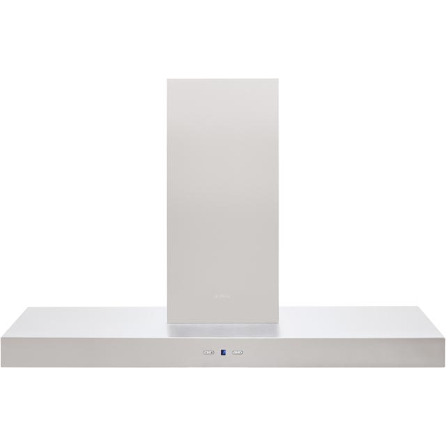 Elica CRUISE-90 90 cm Chimney Cooker Hood - Stainless Steel - B Rated - CRUISE-90_SS - 1