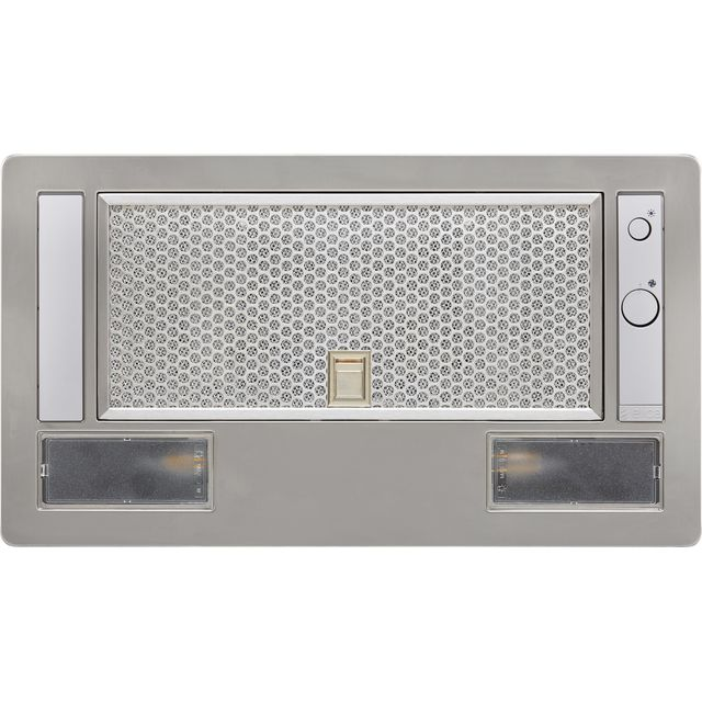 Elica ERA-HE-SS-60 Built In Canopy Cooker Hood - Stainless Steel - ERA-HE-SS-60_SS - 1
