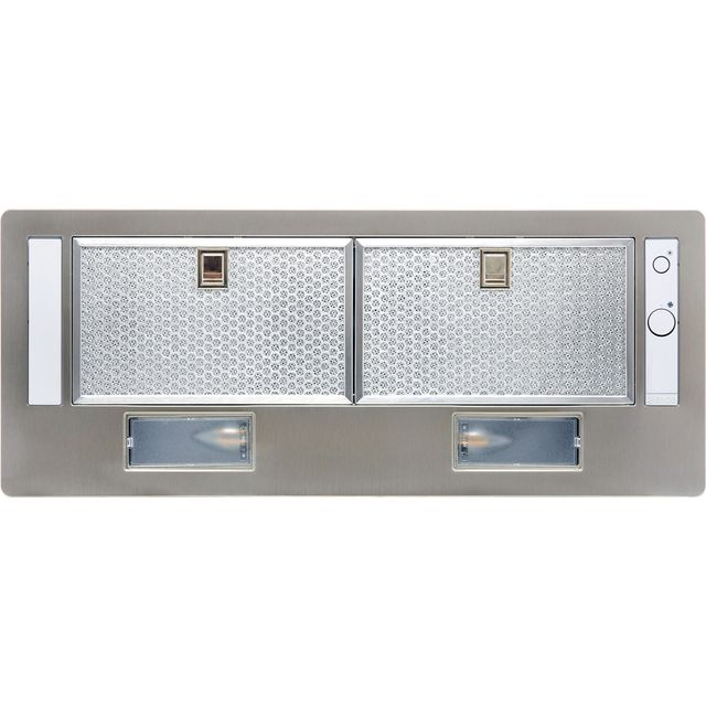 Elica ERA-HE-SS-80 Built In Canopy Cooker Hood - Stainless Steel - ERA-HE-SS-80_SS - 1