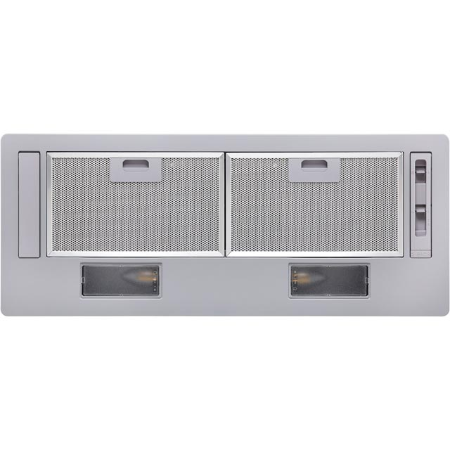 Elica ERA-STD-80 Built In Canopy Cooker Hood - Grey - ERA-STD-80_GY - 1