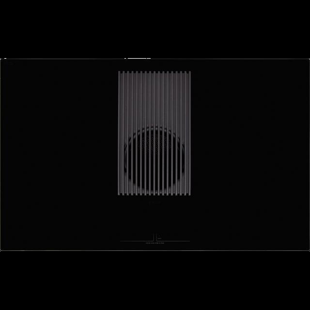 Elica NT-PRIME-RC 83cm Venting Induction Hob – Black Glass