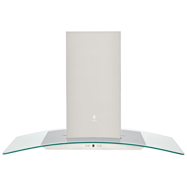 Elica REEF-ISLAND 90 cm Island Cooker Hood - Stainless Steel - B Rated