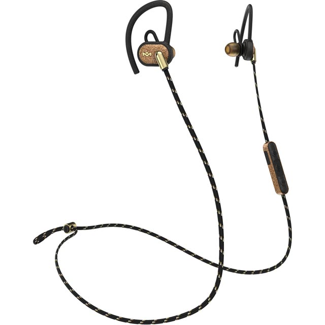 House of Marley EM-FE063-BA Headphones in Brass