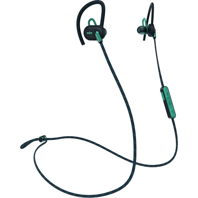 House of Marley EM-FE063-TE Headphones in Teal