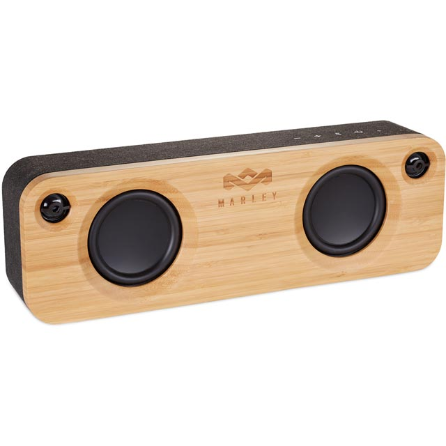 House of Marley Get together BT Portable Bluetooth Wireless Speaker - Black