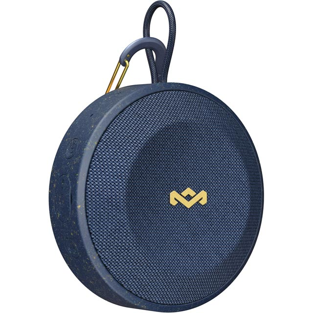 House of Marley No Bounds Portable Wireless Speaker - Blue