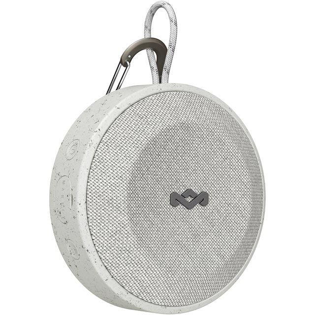 House of Marley No Bounds Portable Wireless Speaker - Grey - EM-JA015-GY - 1