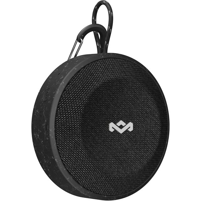 House of Marley No Bounds Portable Wireless Speaker - Black - EM-JA015-SB - 1